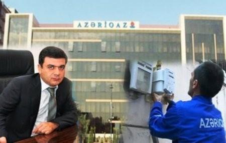 """""""Azəriqaz"""" əskiyi xalqın cibindən çıxarır: - Qazla hava vurulur"""