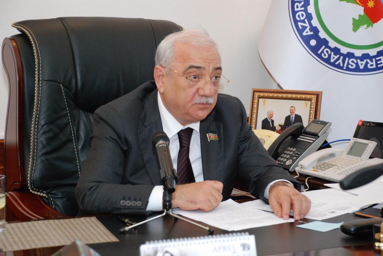 AHİK sədri Ümum Həmkarlar İttifaqları İcraiyyə Komitəsinin onlayn iclasında iştirak edib