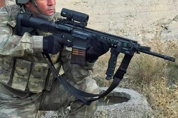 Türkiyə MPT-76-nı xüsusi təyinatlıların istifadəsinə verilib