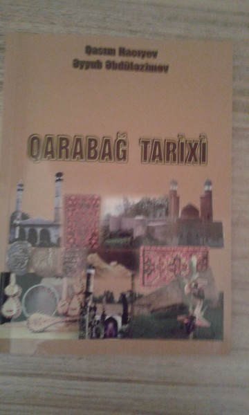 """8-ci sinif """"Qarabağ tarixi"""" kitabı pul ilə satılmalıdırmı?!"""
