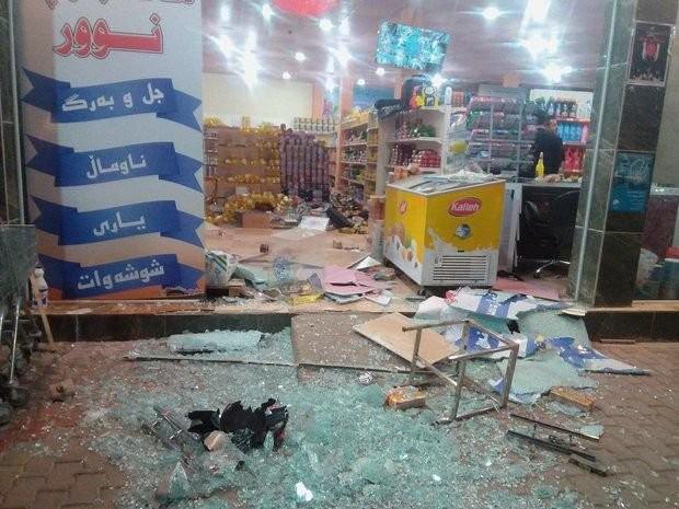 İranda dəhşətli zəlzələ –Ölənlərin sayı 200 nəfəri keçdi, minlərlə yaralı var