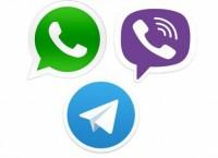 """""""WhatsApp"""", """"Viber"""" və """"Telegram"""" vahid çatda- Yeni proqram hazırlanıb"""