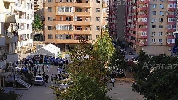 Rəşad Atakişiyev dəfn edildi