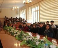 BSU-da 20 noyabr Qarakənd faciəsi anılıb