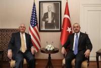 Tillersonla Çavuşoğlu görüşü bitdi: razılaşma – Detalları