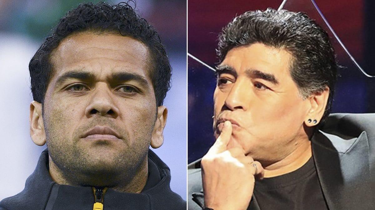 Maradona bu futbolçunu axmaq adlandırdı
