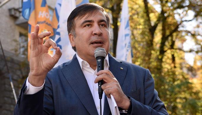 Saakaşvili:Mənim ailəmin pulu yoxdur,Rusiya maliyyələşdirmir...