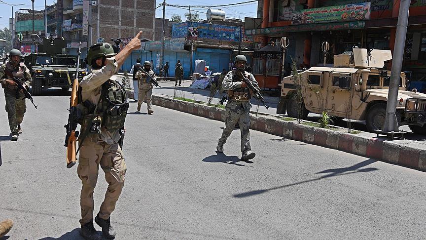Əfqanıstanda 14 terrorçu öldürülüb