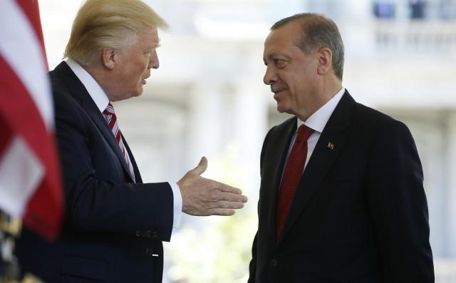 """Ərdoğan ABŞ-a meydan oxudu:""""Menbiçə gələcəyik!"""""""