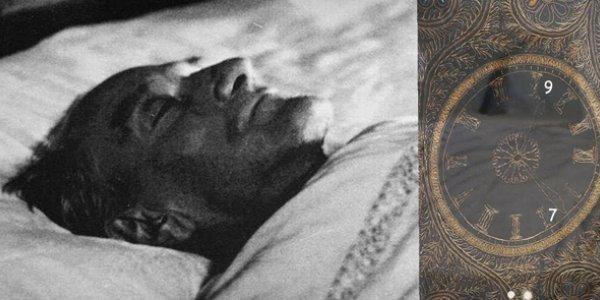 Atatürkün nə zaman öləcəyi ona bağışlanan xalçada qeyd edilibmiş