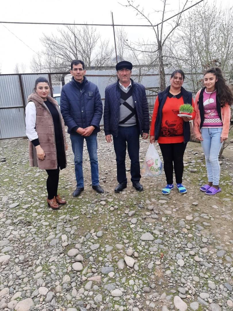 Fizulidə Novruz bayramı münasibətilə