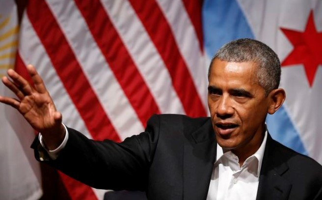 """Amerikada demokratiyaya təhlükə var""-Barak Obama"