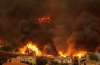 İspaniyada dəhşətli meşə yanğınları - 750 nəfər evakuasiya edilib