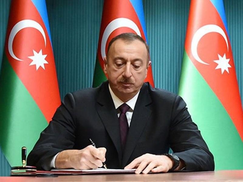 """""""Rəşadət"""" ordeni təsis edildi –Prezident yeni qanunu təsdiqlədi"""