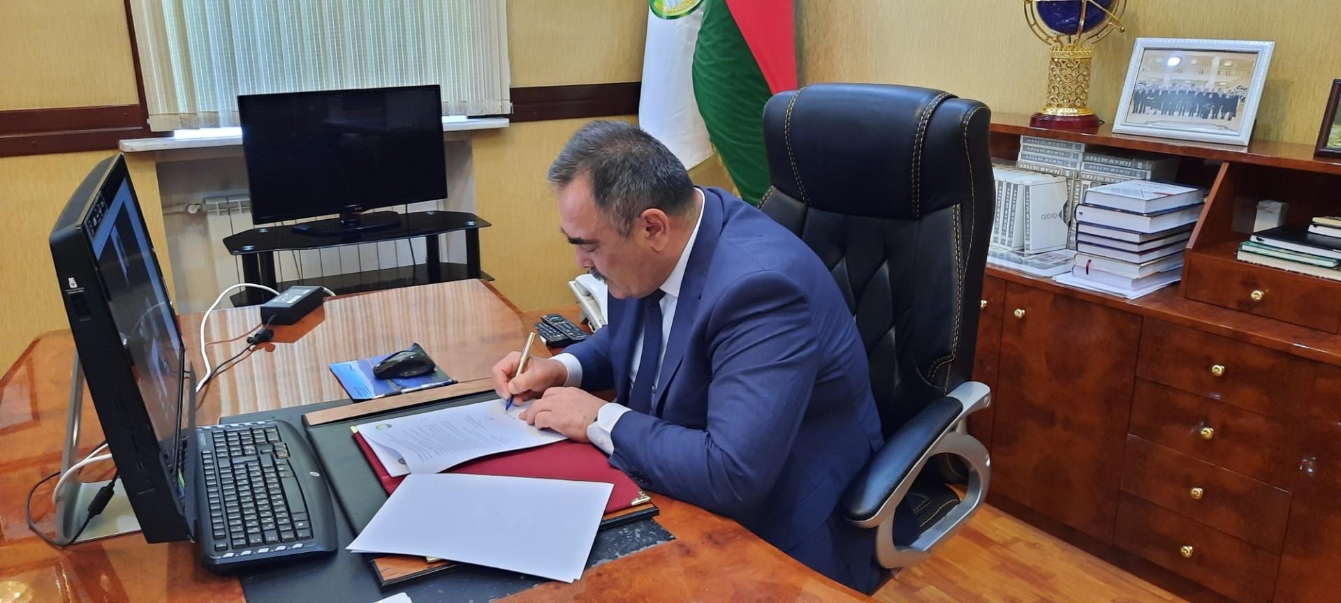 ADAU ilə Türkiyənin Fırat Universiteti arasında əməkdaşlıq müqaviləsi imzalanıb-