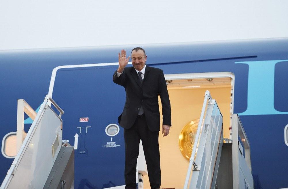 Prezident Latviyaya rəsmi səfərə gedəcək –Bir neçə gün sonra