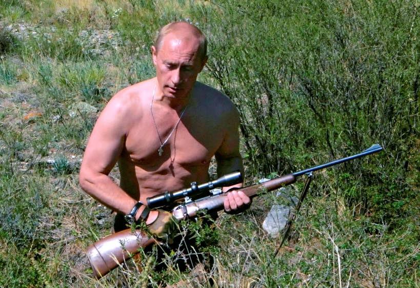 Putin bu heyvanın qanı ilə çimir – Səbəb
