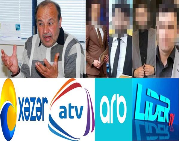 """Əli Mirəliyev: """"Xəzər, Lider, ARB və ATV-də gey aparıcı"""" lar var"""