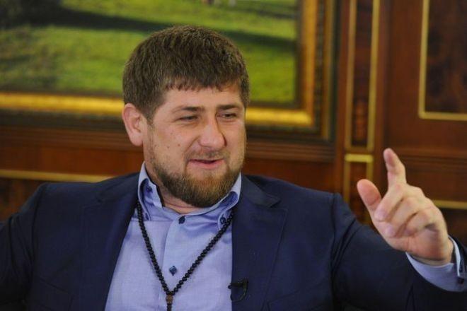 İkiüzlü, qorxaq, fitnəkar... - Kadırov Qərbi aşağıladı