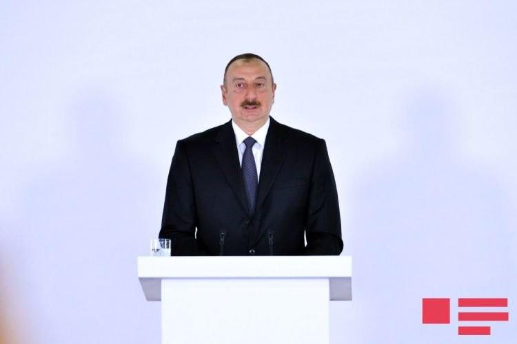 """Prezident İlham Əliyev: """"Türkiyə gücləndikcə Azərbaycan da güclənir, sevinir"""""""
