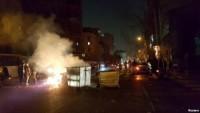 Tehran qarışdı : 3 polis öldürüldü