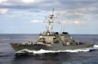 ABŞ-ın hərbi gəmisi yük gəmisi ilə toqquşdu –10 nəfər itkin düşüb