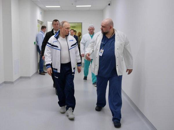 Putinin fotoları dünya mətbuatında gündəm oldu-