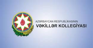 """Kollegiya sədri:""""Vəkillər Kollegiyasında səhlənkarlığa yol verilib"""""""