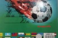 Şagird dəftərlərinin üzərində Ermənistan bayrağı təsvir olundu - BİABIRÇILIQ