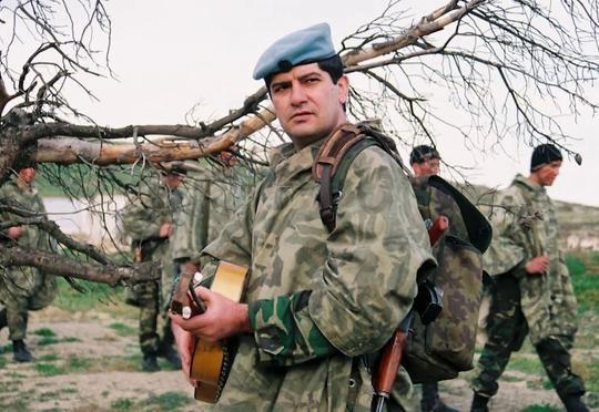Şəmistan Əlizamanlıdan Afrin əməliyyatına musiqili dəstək