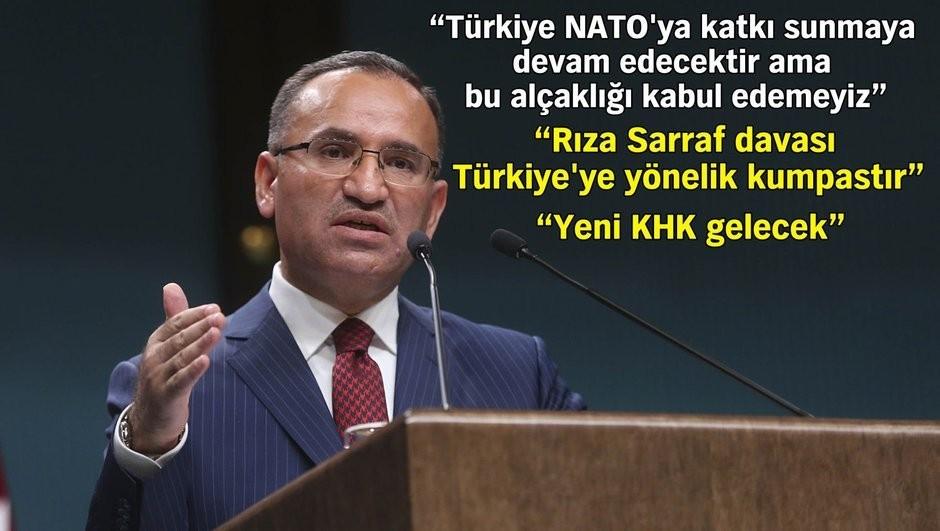 Ərdoğan nazirlərlə 2 saat 10 dəqiqə çəkən qapalı toplantı keçirdi:NATO-dakı qalmaqal, Rza Zərrab davası, S-400 raketləri...