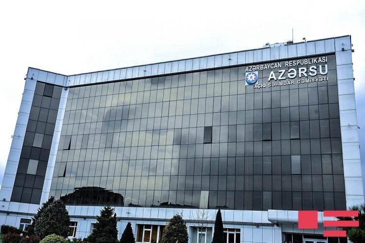 """Vitse-prezident istefa verdi –""""Azərsu"""" ASC-də gözlənilməz dəyişiklik"""