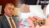 Deputat iş xanımına olan borcunu qaytarmır