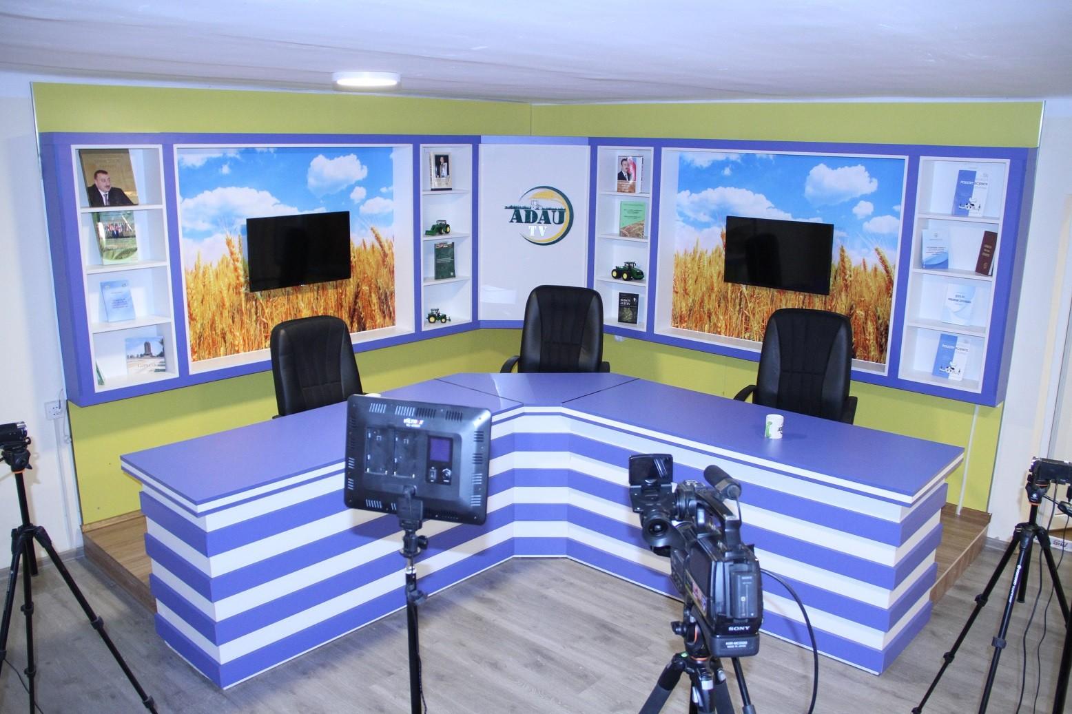 Azərbaycan Dövlət Aqrar Universiteti- 99: